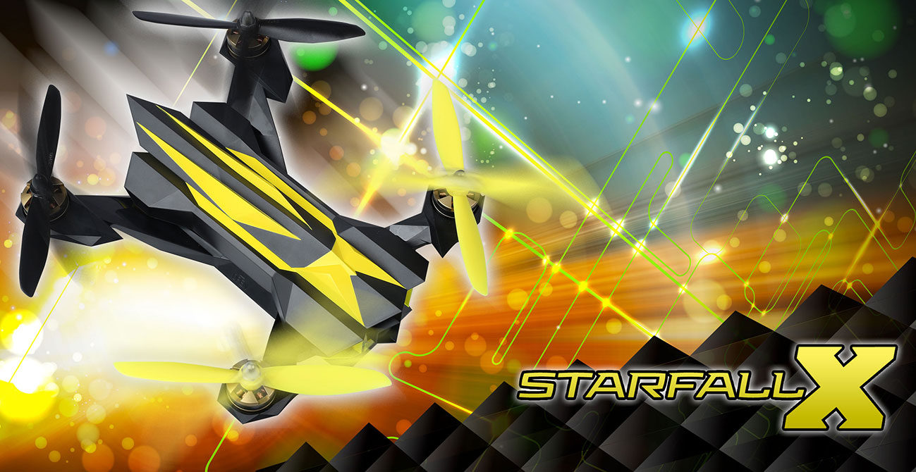 Starfall Racing Drone by Odyssey Toys