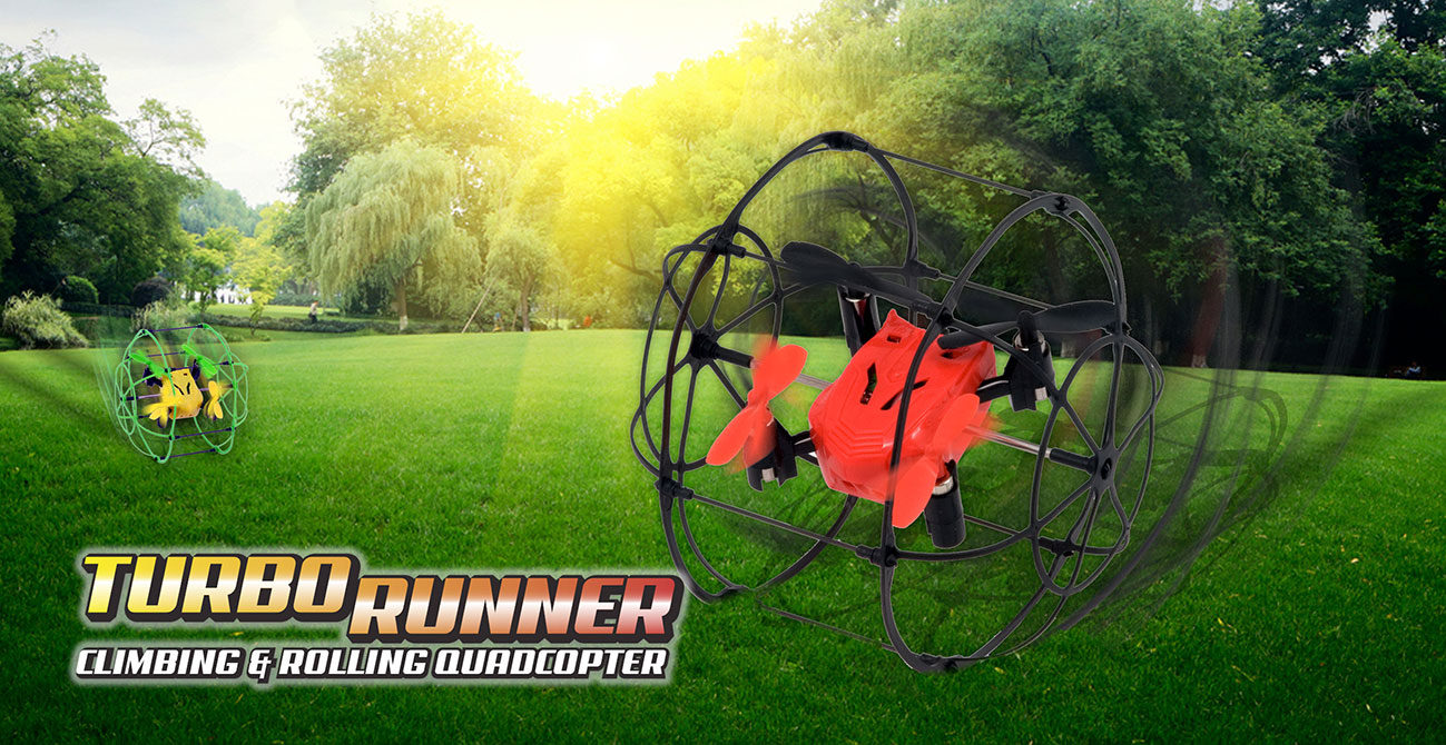 Turbo Runner by Odyssey Toys