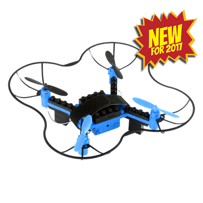 Build-A-Drone, building block drone, my first drone, toy drone, build your own drone, DIY drone, easy to use drone, kids drone
